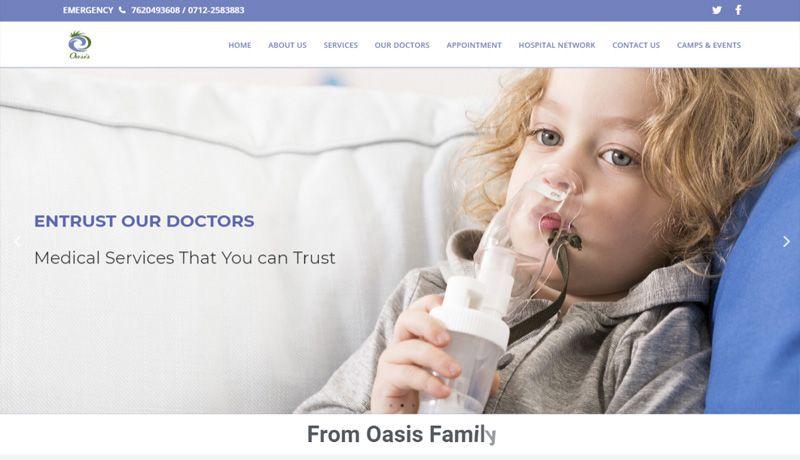 Oasis hospital nagpur