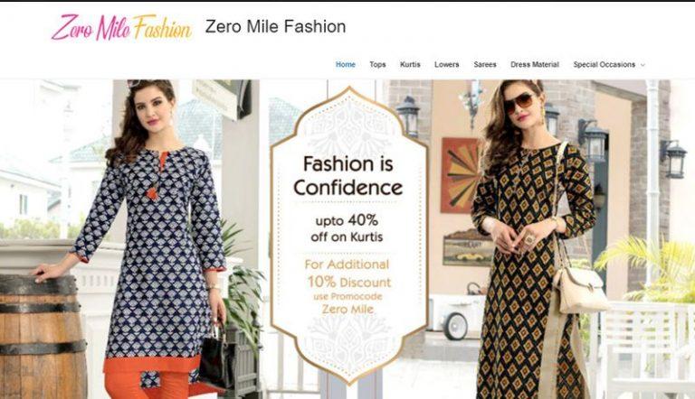 Zeromile Fashion